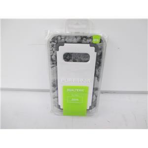 PURE GEAR 62715PG Samsung Galaxy S10 DualTek Case - Arctic White -FACTORY SEALED