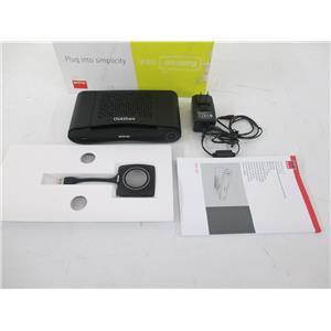 Barco R9861510NA ClickShare CS-100 Wireless Presentation System