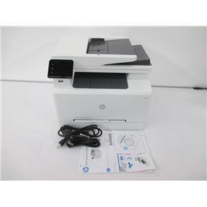 HP T6B82A#BGJ HP Color LaserJet Pro MFP M281fdw Laser Printer (5-pages)