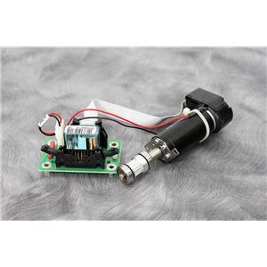 Used:Maxon 118752 DC Motor .3125 in. Gearhead & Encoder w/Power Board for Roche Cobas