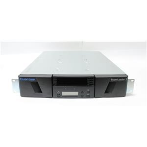 Quantum Superloader 3 Tape Library L700 EC-SL6AA-YF