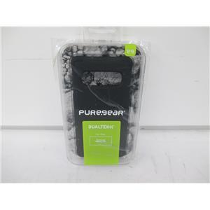 PURE GEAR 62675PG Samsung Galaxy S10 DualTek Case - Black/Black