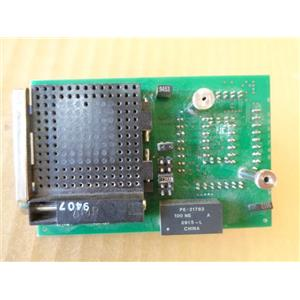 TEKTRONIX OR HP HEWLETT PACKARD AGILENT 0-6861748-01 CIRCUIT BOARD PROCESSOR #4