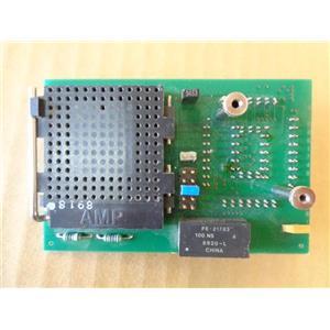 TEKTRONIX OR HP HEWLETT PACKARD AGILENT 0-6861748-01 CIRCUIT BOARD PROCESSOR #3