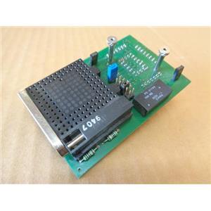 TEKTRONIX OR HP HEWLETT PACKARD AGILENT 0-6861748-01 CIRCUIT BOARD PROCESSOR #2