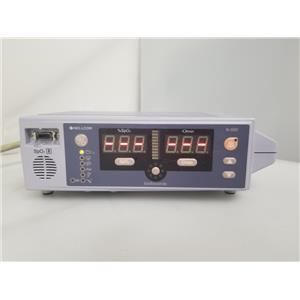 Nellcor Puriten Bennet N-650 Oximax Pulse Oximeter