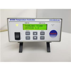 ThorLabs Radnoti M1600 Temperature Controller