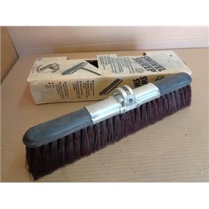"Wilen Brushworx 18"" Swivel Sweep Brush Broom Head"