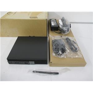 Dell 680P5 OptiPlex 5070 MFF Desktop i5-9500T 8GB 256GB W10P w/WARRANTY
