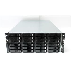 Intel 4U 24Bay Storage Server w/ 2x S2600CP Boards / 4x E5-2680v2 CPU/ 256GB RAM
