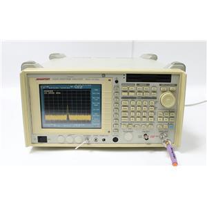 Advantest R3273 100 Hz to 26.5 GHz Spectrum Analyzer