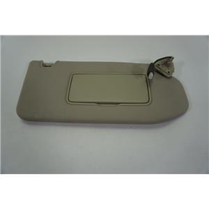 2009-2012 Infiniti FX35 FX50 Sun Visor Passenger Right Lighted Mirror Adjust Bar