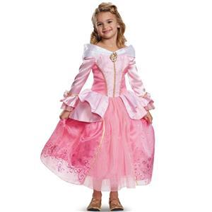 Sleeping Beauty Aurora Disney Toddler Costume 3T-4T