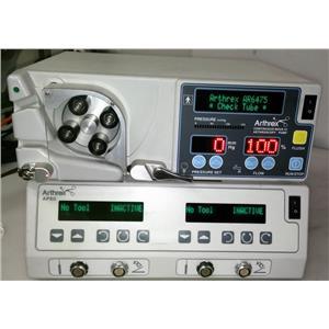 ARTHREX APS II AR-8300 SHAVER SYSTEM W/WAVE III ARTHROSCOPY PUMP