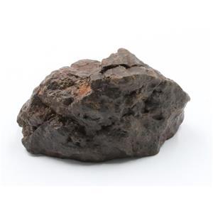 "MOROCCAN METEORITE ""B"" Grade Chondrite Genuine 211.1grams w/color card 15487 11o"