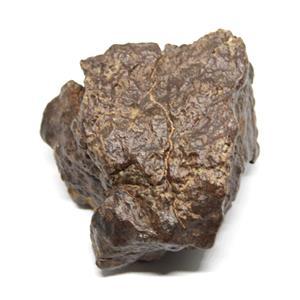 "MOROCCAN METEORITE ""B"" Grade Chondrite Genuine 374.9grams w/color card 15500 20o"