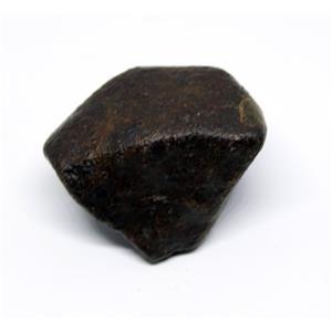 """MOROCCAN METEORITE """"A"""" Grade Chondrite Genuine 44.8 grams w/color card 15502 5o"""
