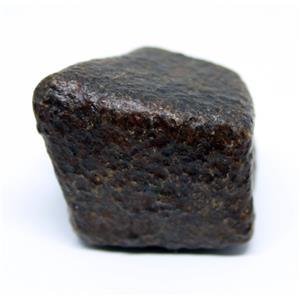 """MOROCCAN METEORITE """"A"""" Grade Chondrite Genuine 57.8 grams w/color card 15507 5o"""