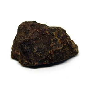 MOROCCAN METEORITE Chondrite Genuine 51.3 grams w/color card 15525 5o