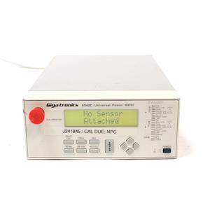 Gigatronics 8542C Dual Input Universal Digital Power Meter