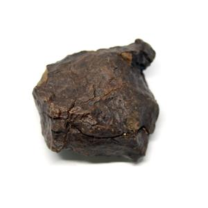 MOROCCAN METEORITE Chondrite Genuine 196.1 grams w/color card 15540 10o