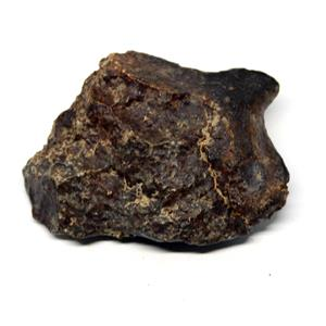 MOROCCAN METEORITE Chondrite Genuine 110.0 grams w/color card 15547 8o