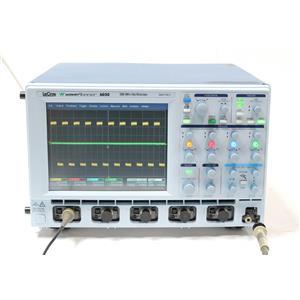 LeCroy WaveRunner 6050A 4Channel 500MHz 5GS/s Oscilloscope