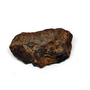 MOROCCAN METEORITE Chondrite Genuine 56.9 grams w/color card 15555 5o