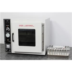 Used: Barnstead | Lab-Line 3618 Tabletop Vacuum Chamber Lab Oven with Shelves