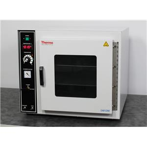 Used: Thermo Scientific | Lab-Line 6273 Tabletop Vacuum Chamber Lab Oven with Shelves