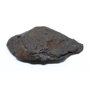 NANTAN IRON NICKEL METEORITE -Genuine-90.1 gram + card & COA# 15605 6o