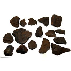 Nantan Iron Meteorite Genuine Pieces Dealer Lot 239 grams (8.6 oz) 15635 16o