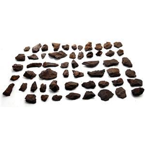 Nantan Iron Meteorite Genuine Pieces Dealer Lot 1031 grams (36.4 oz) 15641 44o