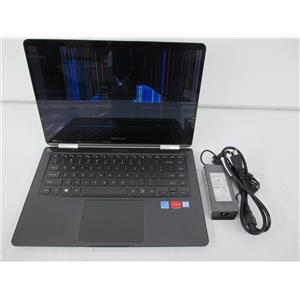 """AS IS - Samsung NP940X5N-X01US Laptop 15.6"""" FHD i7-8550 16GB 256GB M.2 SSD W10H"""