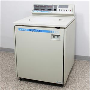 Used: Sorvall DuPont RC-5C Plus Superspeed Refrigerated Floor Centrifuge with Warranty