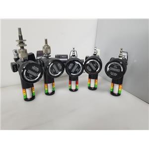 Boehringer Model 3700 Continuous Suction Regulator - Lot of 5