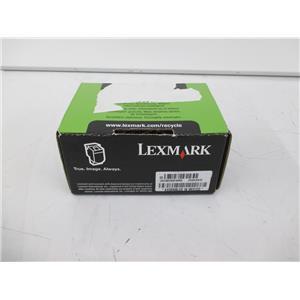 Lexmark 80C0S10 Lexmark 800S1 Black Standard Yield Toner Cartridge