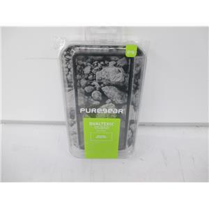 PUREGEAR 62645PG Samsung Galaxy S10 Plus DualTek Clear Case - Clear/Black - NEW