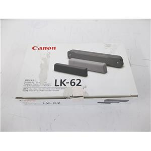 Canon 2446B003 Canon LK-62 Rechargeable Lithium-Ion Battery Kit f/ PIXMA iP100