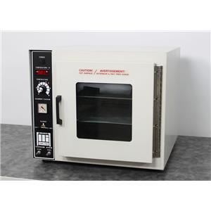 Used: Barnstead | Lab-Line 3618-5 Digital Tabletop Vacuum Chamber Lab Oven