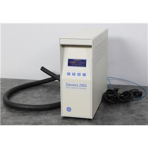 Used: GE Sievers NOA-280i Nitric Oxide Analyzer with 90-Day Warranty