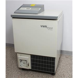 Used: VWR Forma 5433 Ultra-Low Temperature -86C ULT Chest Freezer 3 cu. ft. 85 liters