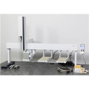 Used: Agilent CTC PAL 3 RSI 120 Autosampler with Liquid & Headspace Tools GC/MS