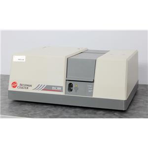 For Parts or Repair: Beckman Coulter DU-800 UV/Vis Spectrophotometer