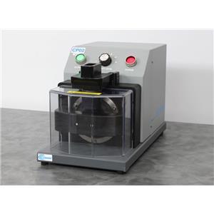 Used: Covaris CP02 cryoPREP Automated Dry Pulverizer Cryogenic Sample Pulverization