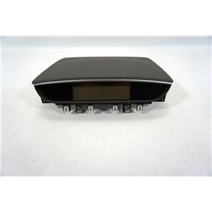 2007-09 Nissan Quest Upper Center Dash Cluster Lid Trim Cover Info Display Clock