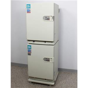 Used: Sanyo MCO-17AIC Stacked Dual CO2 Incubators 328L Total Capacity