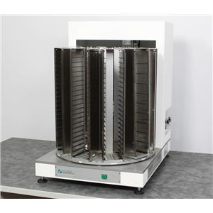 Used: LiCONiC LiCotel LPX220 Microplate Hotel Plate Carousel Stacker 9144 00 50