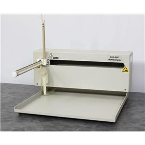 Used: Teledyne CETAC ASX-520 Autosampler Auto Sampler with 90-Day Warranty