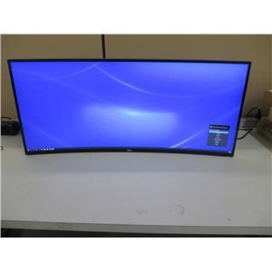 """Dell UltraSharp U3818DW 38"""" 21:9 Curved IPS OPEN/UNUSED 2024 WARRANTY"""